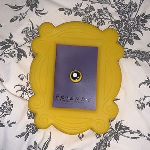 Friends Frame Squeaky Dog Toy